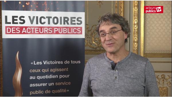"""Bruno Collignon, Président de la FA-FP, sur Acteurs Publics TV : """"Le prochain Président ne devra pas avoir de réflexion dogmatique sur la fonction publique"""""""