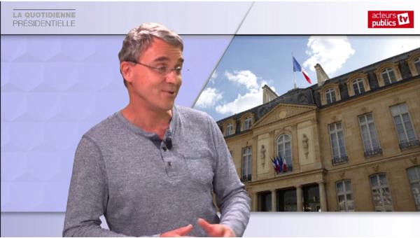 """Bruno Collignon, Président de la FA-FP, sur Acteurs Publics TV : """"Les valeurs de la fonction publique doivent perdurer après le 7 mai !"""""""