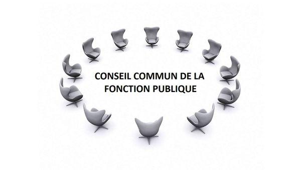 Conseil Commun de la Fonction Publique - Réunion à Bercy à l'invitation de Gérald Darmanin, Ministre de l'Action et des Comptes publics